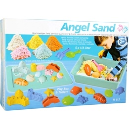 Legler - Kinetic Sand - Allsorts Kinetic Sand With Toy Set