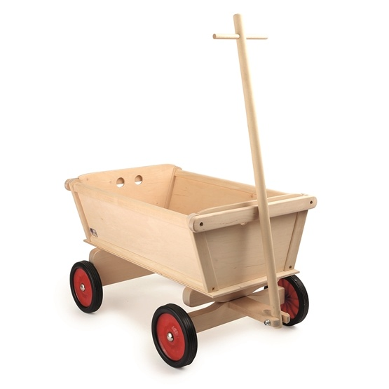 Legler - Skrinda - Nature Hand Cart For Children