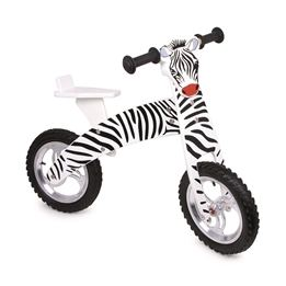 Small Foot - Springcykel - Scooter Zebra