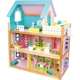 Legler - Dockskåp - Doll'S House Residence