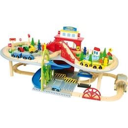 Legler - Bilbana - Wooden Railway Multistorey