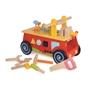 Legler - Arbetsbänk - Motor Activity Cart Workbench