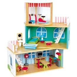 Legler - Dockskåp - Doll'S House - Variable