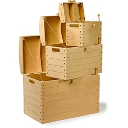 Legler - Skattkistor - Pirate Boxes - Natural
