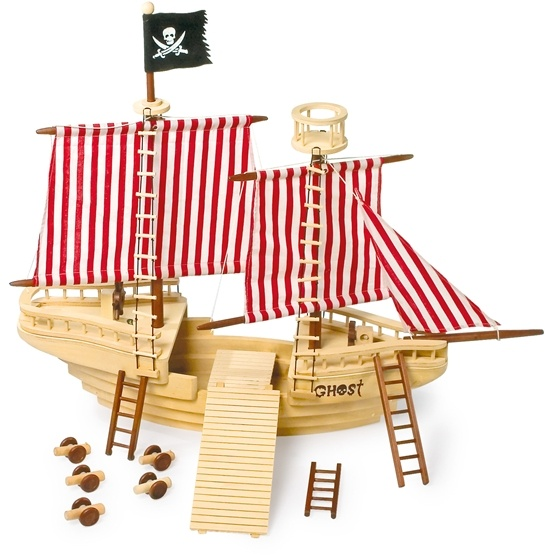 Legler - Piratskepp