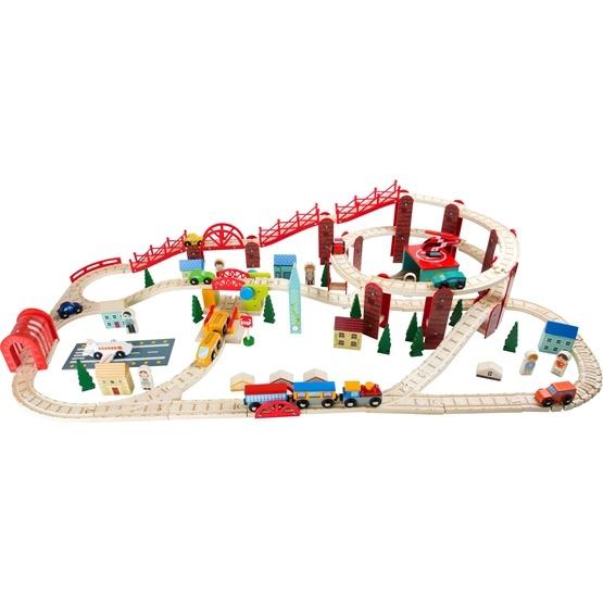 Legler - Tågbana - My Town Railway Set
