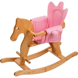 Small Foot - Gunghäst - Rocking Horse With Saddle