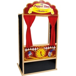 Small Foot - Dockteater - Puppet Theatre Sepp
