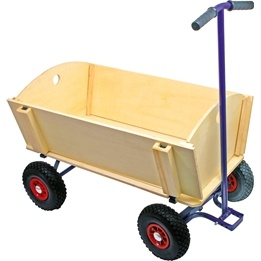 Small Foot - Skrinda - Pull Along Cart