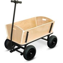 Small Foot - Skrinda - Handcart XXL - Svart