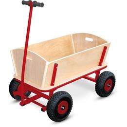 Small Foot - Skrinda - Handcart XXL - Röd