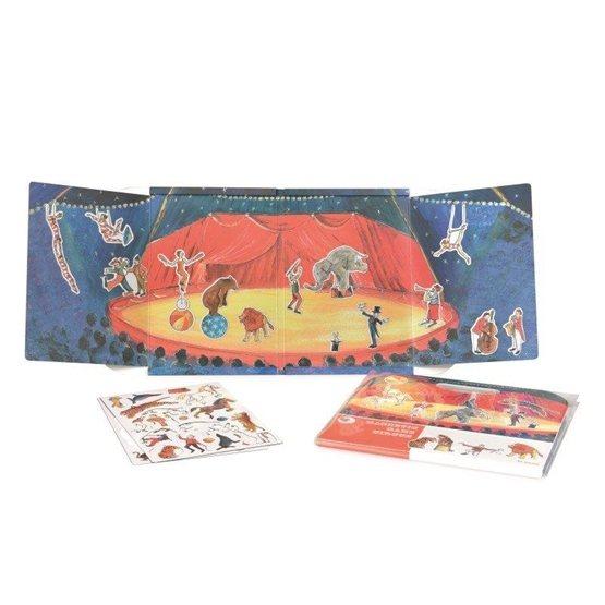 Egmont Toys - Magnetlek Cirkus