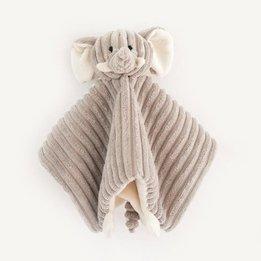 Leklyckan - Elefant Småvänner - Snuttefilt