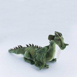 Unitoys - Mjukdjur Drake - Grön
