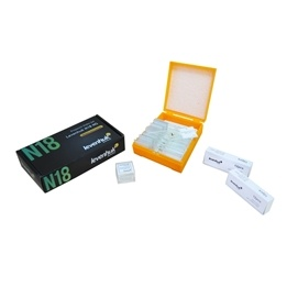 Levenhuk - N18 NG Prepared Slides Set