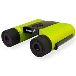 Levenhuk - Kikare - Rainbow 8x25 Lime Binoculars