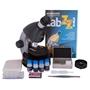 Levenhuk - Mikroskop - LabZZ M101 Moonstone Microscope