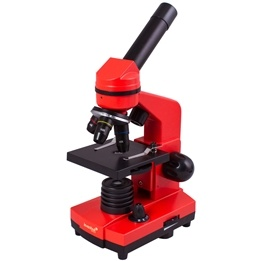 Levenhuk - Mikroskop - 2L Orange Microscope