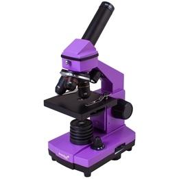 Levenhuk Mikroskop 2L PLUS (Lila)