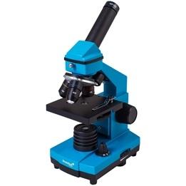 Levenhuk Mikroskop 2L PLUS (Blå)