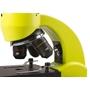 Levenhuk - Mikroskop - 50L PLUS Lime Microscope