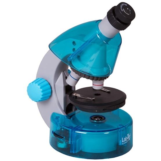 Levenhuk Mikroskop LabZZ M101 (Blå)