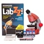 Levenhuk - Mikroskop - LabZZ M101 Orange Microscope