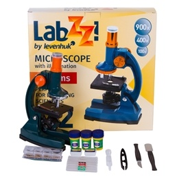 Levenhuk - Mikroskop - LabZZ M2 Microscope
