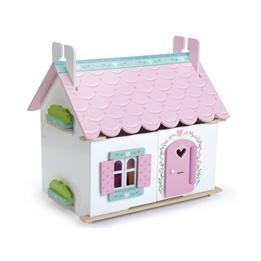 Le Toy Van - Dockhus - Lilys Cottage Möblerat