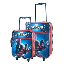 Pick&PACK - Väska - Trolleyset - Spindelmannen - Silverweb