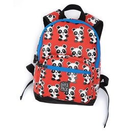 Pick&PACK - Ryggsäck - Panda - Röd