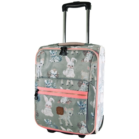Pick&PACK - Väska - Trolley - Cute Animals
