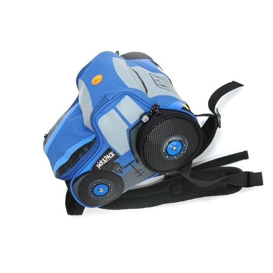 Pick&PACK - Ryggsäck - Traktor - Figur