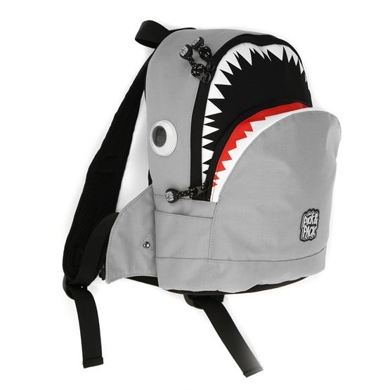 Pick&PACK - Ryggsäck - Shark - Figur