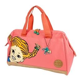 Pick&Pack - Pippi Långstrump - Kappsäck Väska - Pirate Pink