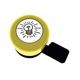 Liix - Ringklocka - Micro Bell Keith Haring Lightbulb