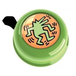Liix - Ringklocka - Colour Bell Keith Haring Dancing
