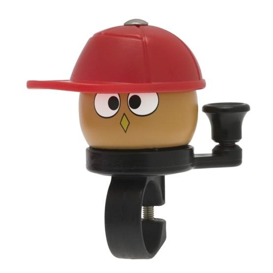 Liix - Ringklocka - Funny Bell Yo Man Red