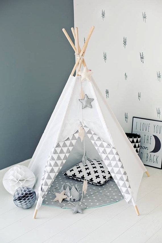 little nomad lekt lt teepee harlequin. Black Bedroom Furniture Sets. Home Design Ideas