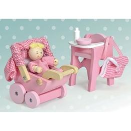 Le Toy Van - Budkins Set Bebis Med Tillbehör