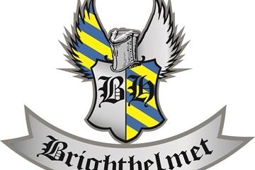 Brighthelmet - Svenska cykelhj�lmar med ledbelysning
