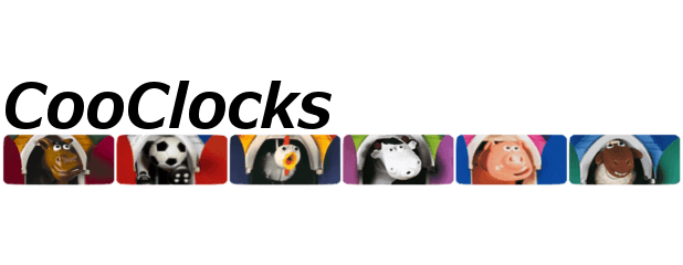 Coo Clocks - Coola klockor