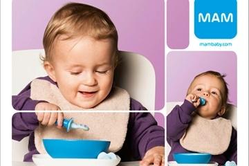 Mam - Babyprodukter med b�de kvalitet och design