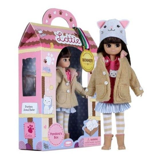 Lottie - Docka - Pandoras Box