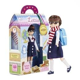 Lottie - Docka - School Days Lottie