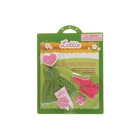 Lottie - Docka - Flower Power