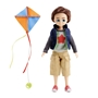Lottie - Docka - Kite Flyer Finn