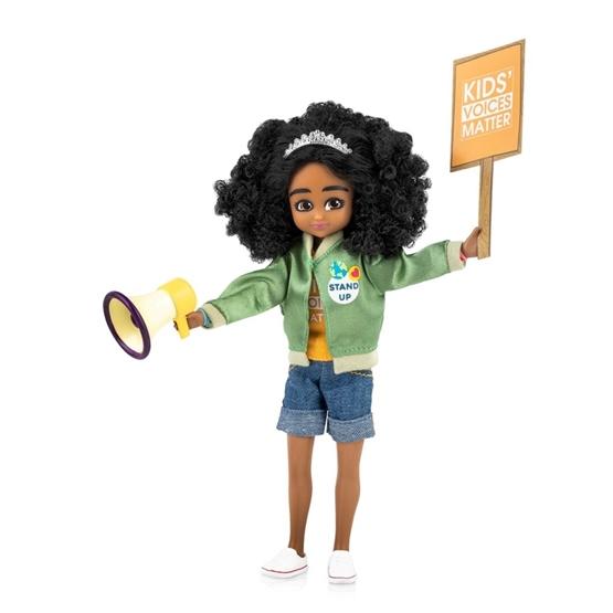 Lottie - Docka Kid Activist
