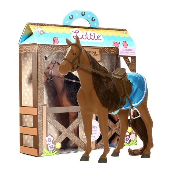 Lottie - Docka - Sirius The Pony