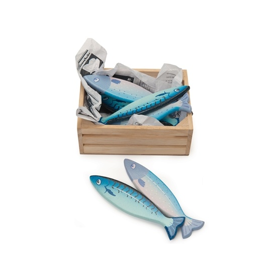 Le Toy Van - Fisk I Trälåda